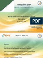 Introducción Adm Contratos 2014