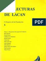 Las Lecturas de Lacan [Néstor a. Braunstein] (1)