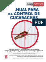 Manual Control de Cucarachas