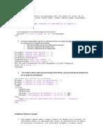 Practica 1 Ejercicios en Matlab
