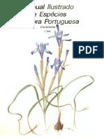 Manual Ilustrado de Espécies da Flora Portuguesa Vol I