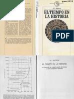 Whitrow, G. J. - El Tiempo en La Historia