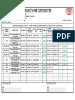 Equipmentfoundationcubetest Schedule