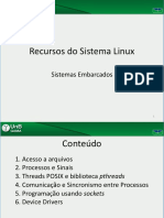 Recursos Do Sistema Linux
