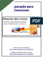 Resumo-paulo Freire e Zabala