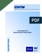 Mf0011 Planeamento e Organizacao Industrial
