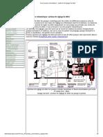 Cours Pompe Volumétrique - Système de Réglage de Débit