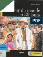 Jules Verne - Le Tour Du Monde en 80 Jours (B1)- 2005