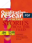 36880091 Qualitative Research in Practice