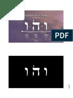 Las 72 Inteligencias de Dios (La Caida Del Sistema)