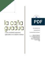 LA CAÑA GUADUA COMO MATERIAL APLICABLE EN DISEÑO INTERIOR.pdf