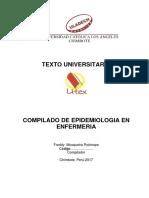 Compilado de Epidemiologia en Epidemiologia 2017