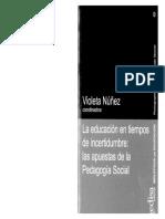 Nuñez Violeta - La Educacion En Tiempos De Crisis.pdf
