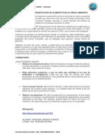 Yessenia Urbano Durand, Ing. Agroindustrial