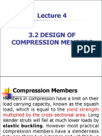 LECTURE -4-1 Compression Members
