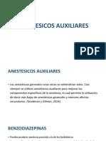 Anestesicos Auxiliares Expo Fii