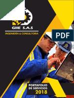 Portafolio de Servicio GIIE SAS
