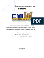 Mae- Modulo -Investigacion de Mercados