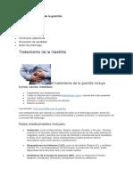 Síntomas Comunes de La Gastritis
