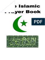 Islamic Prayer Book