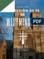 Confesión de fe de Westminster 1903