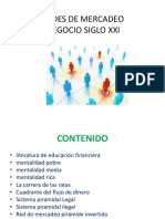 Finanzas Personales y Redes-De-mercadeo