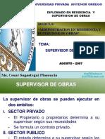 Supervisor Deo Bras