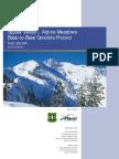 Squaw Valley Alpine Meadows Draft EIS EIR