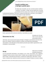 Chia e Aveia_ a Combinação Perfeita Para Derreter a Gordura Da Barriga e Perder Peso