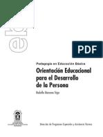 Libro_Orientacion_para_el_desarrollo_de_la_persona_Rodolfo_Marcone_Trigo 2° edición
