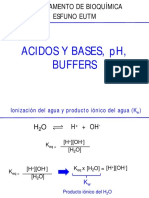 Ac-Base, Buffers
