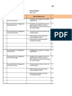 Analisis Pemetaan Ki-kd 7 Penjas 2013