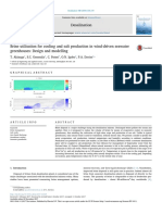 Brine Utilisation for Cooling and Salt Production in Wind-driven Seawater Greenhouses_ Design and Modelling