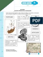 Guia Adelantos Tecnicos en La Navegacion (Descubrimiento de América)