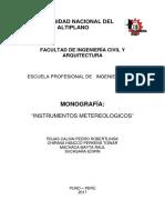 INSTRUMENTOS-METEOROLOGICOS