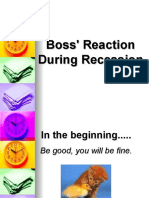 Boss Reaction