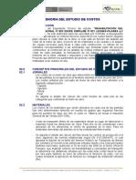 03.04.01 Memoria de Costos LEON (1).doc