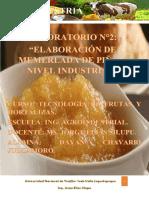 Práctica 2-Mermelada de Piña