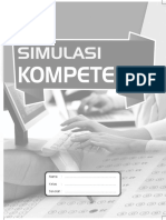 Simulasi Kompetensi 2018
