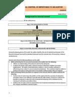 Study Notes Aue301p