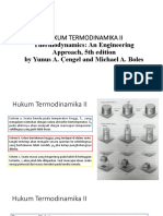Hukum Termodinamika II