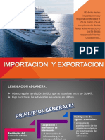 Importacion y Exportacion 9