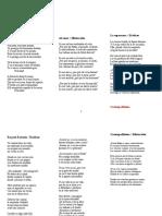 Seleccion de Poemas Mgp