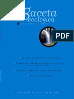 Cuencas y Anps_manejo Integrado de Recursos en Tancitaro_GacetaEcologicaINE