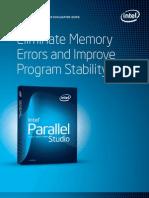 Intel Parallel Studio Evaluation Guide Memory Errors