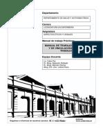 ASP. Eticos y Legales. Manual de Trabajos Prácticos Agosto 2017