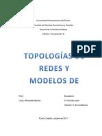 Topología De Red D´ Noronha Jose