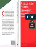 Psicosis Perversio Neurosis Lectura de Jacques Lacan Philippe Julien.pdf