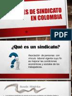 288221257 Clases de Sindicato en Colombia
