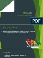 teamworkpresentationpowerpoint 2crayan 2clexie 2cstephanie
